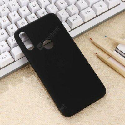 Liquid Szilikon Tok Samsung M31 - Fekete