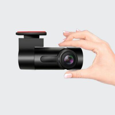 G10 Autós Menetrögzítő DVR Kamera Wi-Fi Dash Kamera - Fekete