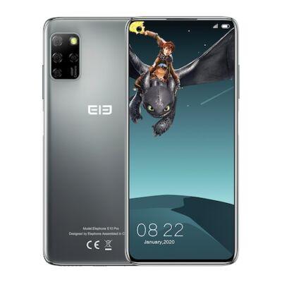 Elephone E10 Pro 4G okostelefon - 4GB 128GB