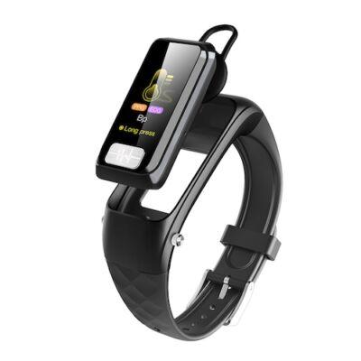 H207 Vezetéknélküli Sporttevékenységmérő EDG Bluetooth Okos Karkötő