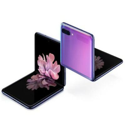 EU ECO Raktár - Motorola Razr 2020 5G Okostelefon 6.5 inch 8GB RAM 256GB ROM Folding üvegű Screen 2.7 inch Secondary Screen Snapdragon 710 Battery Capacity 2510mAh - Lila