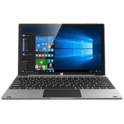 EU ECO Raktár - Jumper EZpad Pro 8 2-in-1 Tablet PC 11.6 inch IPS 1080P Laptop with Keyboard N3450 Quad Core 8GB DDR4 128GB Windows 10 - Ezüst