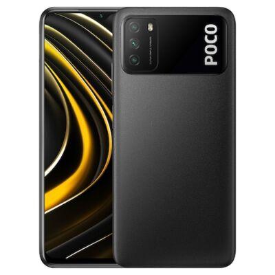Xiaomi Poco M3 4G Okostelefon Qualcomm Snapdragon 662 6.53 Inch Screen Triple Camera 48MP + 2MP + 2MP 6000mAh Battery
