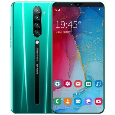 Rino5 4G Okostelefon MTK6580 6.3 Inch 2GB RAM 16GB ROM Android 9.0 8MP 16MP Cameras 4000mah Battery Face ID