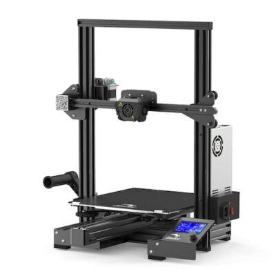 EU ECO Raktár - Creality Ender-3 Max DIY 3D Nyomtató 300 * 300 * 340mm Nyomtatási Felülettel - Fekete