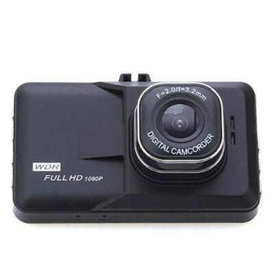 M9 3 inch IPS Kijelzővel Rendelkező 1080P HD Autós Menetrögzítő DVR Kamera