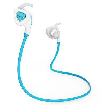Bluedio Q5 Vezeték nélküli Bluetooth V4.1 Sport Headset - Kék ... d107d606bc