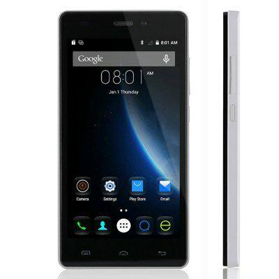 EU4 Raktár - DOOGEE X5 3G okostelefon - Fehér