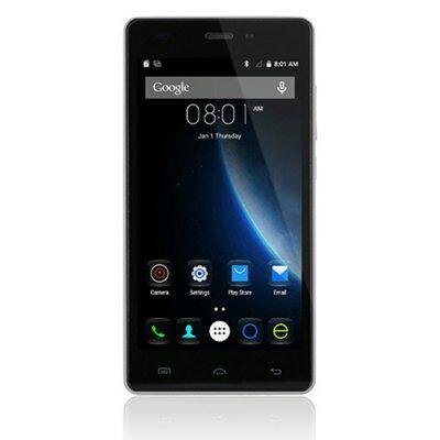 EU Raktár - DOOGEE X5 Pro 4G okostelefon - Fehér