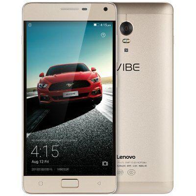 Lenovo Vibe P1 4G okostelefon - Arany