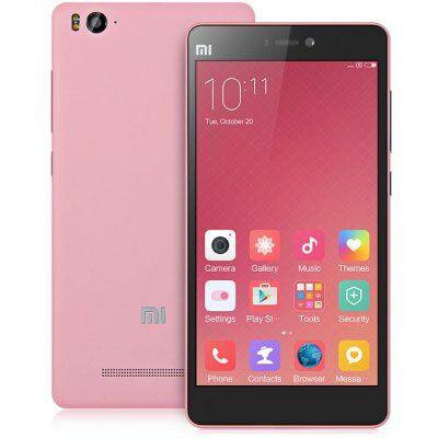 "XIAOMI Mi4C 5.0"" FHD IPS Android 5.1 S808 64bit 32GB Iránytű 4G Okostelefon - Pink"