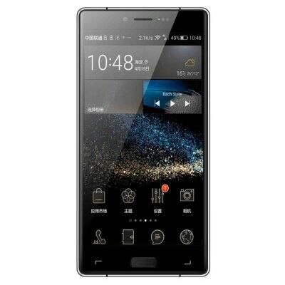 EU Raktár - Elephone M2 4G okostelefon - Fekete