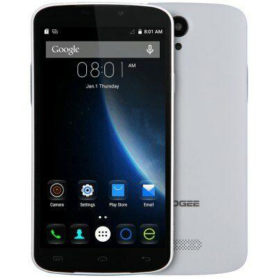 EU Raktár - DOOGEE X6 Pro 4G okostelefon - Fehér