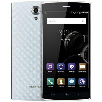 EU4 Raktár - HOMTOM HT7 3G okostelefon - Fehér