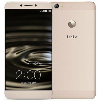 EU Raktár - LETV Leeco 1s 16GB 4G okostelefon - Arany