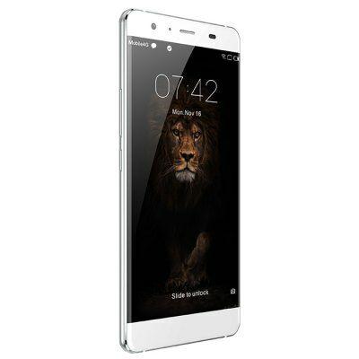MOREFINE MAX1 4G okostelefon - Fehér