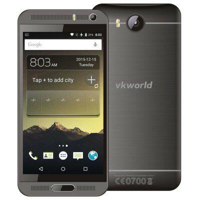 VKWORLD VK800X 3G okostelefon - Szürke