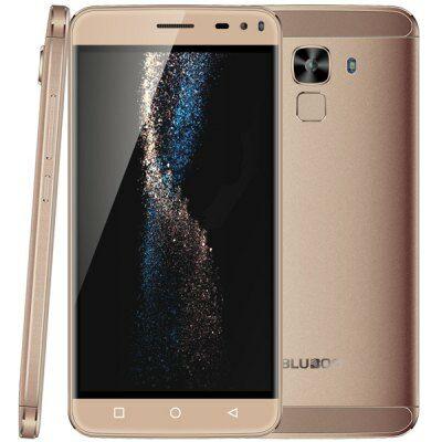 EU Raktár - Bluboo Xfire 2 3G okostelefon - Arany