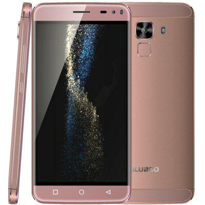 EU Raktár - Bluboo Xfire 2 3G okostelefon - Vörös arany