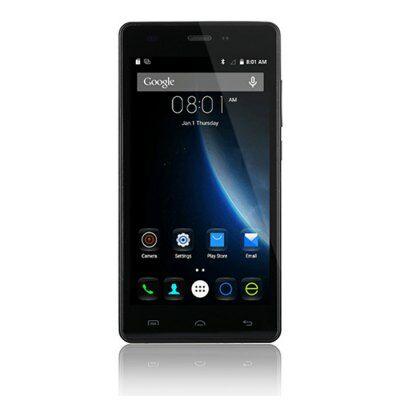 EU2 Raktár - DOOGEE X5S 5.0 HD IPS MTK6735 Android 5.1 OTA 4G Okostelefon - Fehér