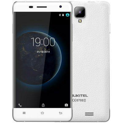 EU Raktár - OUKITEL K4000 Pro 4G okostelefon - Fehér
