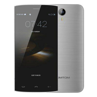 HOMTOM HT7 Pro 4G okostelefon - Ezüst