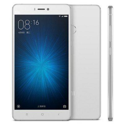 EU Raktárról - XIAOMI Mi4S 5.0 FHD IPS Android 5.1 S808 64bit 64GB 4G Okostelefon - Fehér
