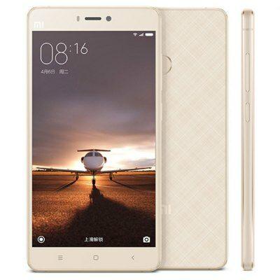 XIAOMI Mi4S 5.0 FHD IPS Android 5.1 S808 64bit 64GB 4G Okostelefon - Arany