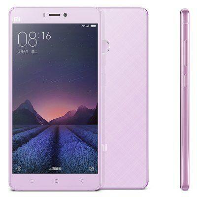 XIAOMI Mi4S 5.0 FHD IPS Android 5.1 S808 64bit 64GB 4G Okostelefon - Világos lila