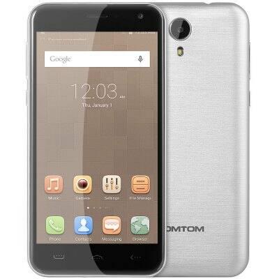 HOMTOM HT3 Pro 4G okostelefon - Ezüst