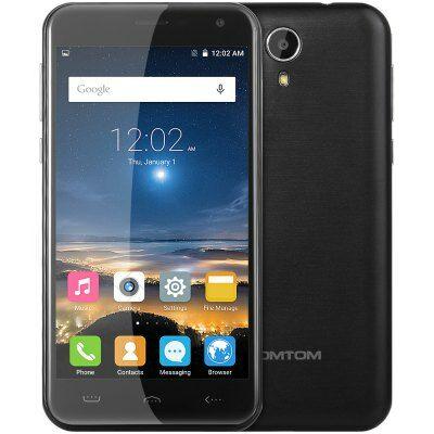 HOMTOM HT3 Pro 4G okostelefon - Szürke