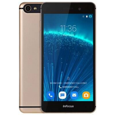 EU Raktárról - Infocus M560 5.2 FHD IPS Android 5.1 MTK6753 4G okostelefon - Pezsgő