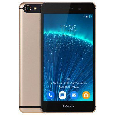 Infocus M560 5.2 FHD IPS Android 5.1 MTK6753 4G okostelefon - Pezsgő