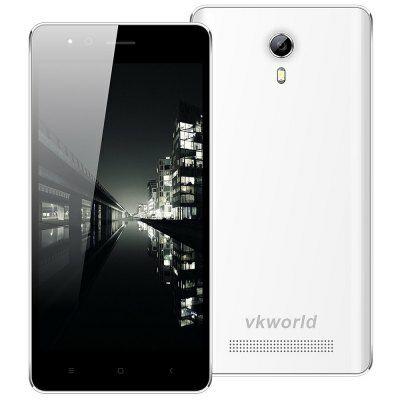VKworld F1 3G okostelefon EU csatlakozó - Fehér