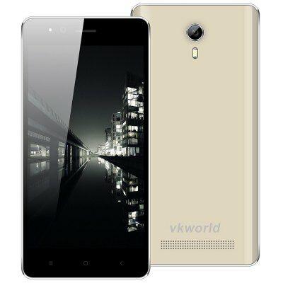 VKworld F1 3G okostelefon EU csatlakozó - Arany