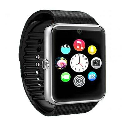 Aiwatch A8 okosóra telefon - Ezüst