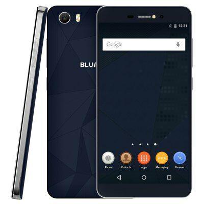 EU Raktár - Bluboo Picasso 3G okostelefon - Zafír kék