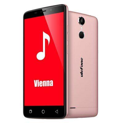 Ulefone Vienna 4G okostelefon - Pink