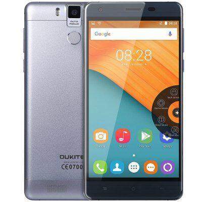 OUKITEL K6000 Pro 4G okostelefon - Szürke
