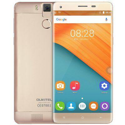 OUKITEL K6000 Pro 4G okostelefon - Arany