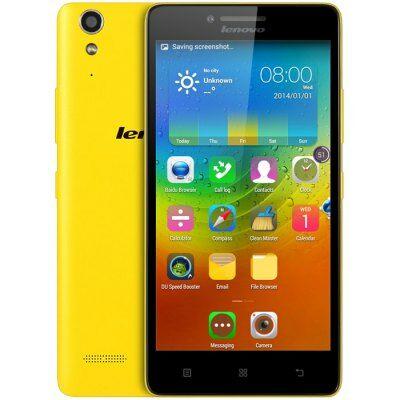 Lenovo Lemo K3 (K30-w) 4G okostelefon - Sárga