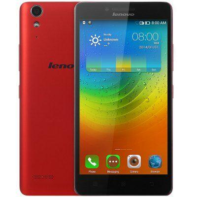 Lenovo Lemo K3 (K30-w) 4G okostelefon - Piros