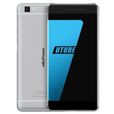 EU Raktár - Ulefone Future 4G okostelefon - Szürke