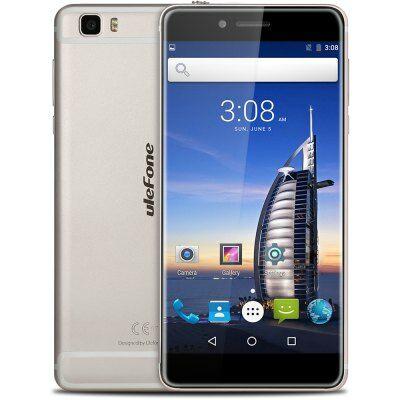 EU Raktár - Ulefone Future 4G okostelefon - Arany