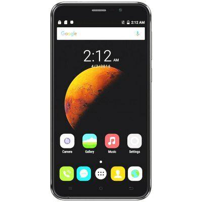 EU Raktár - CUBOT Dinosaur 4G okostelefon - Fekete
