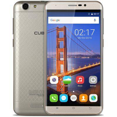 EU Raktár - CUBOT Dinosaur 4G okostelefon - Pezsgő