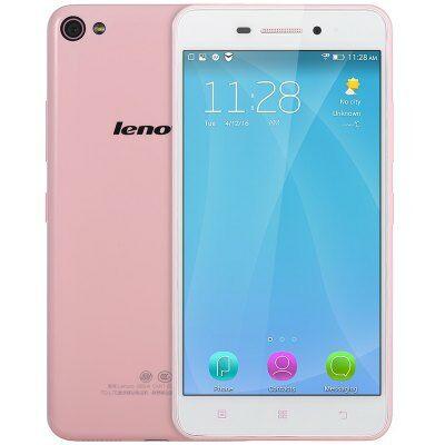 Lenovo S60 4G okostelefon - Pink