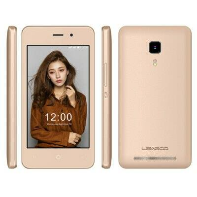 Leagoo Z1 4.0 WVGA IPS Android 5.1 MTK6580 OTG 3G okostelefon - Pezsgő