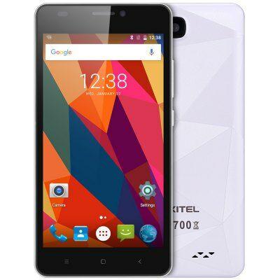 Oukitel C3 3G okostelefon - Fehér