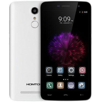 Homtom HT17 4G okostelefon - Fehér
